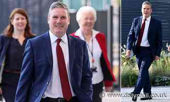 Keir Starmer says Boris is 'just not up to the job' in brutal personal attack