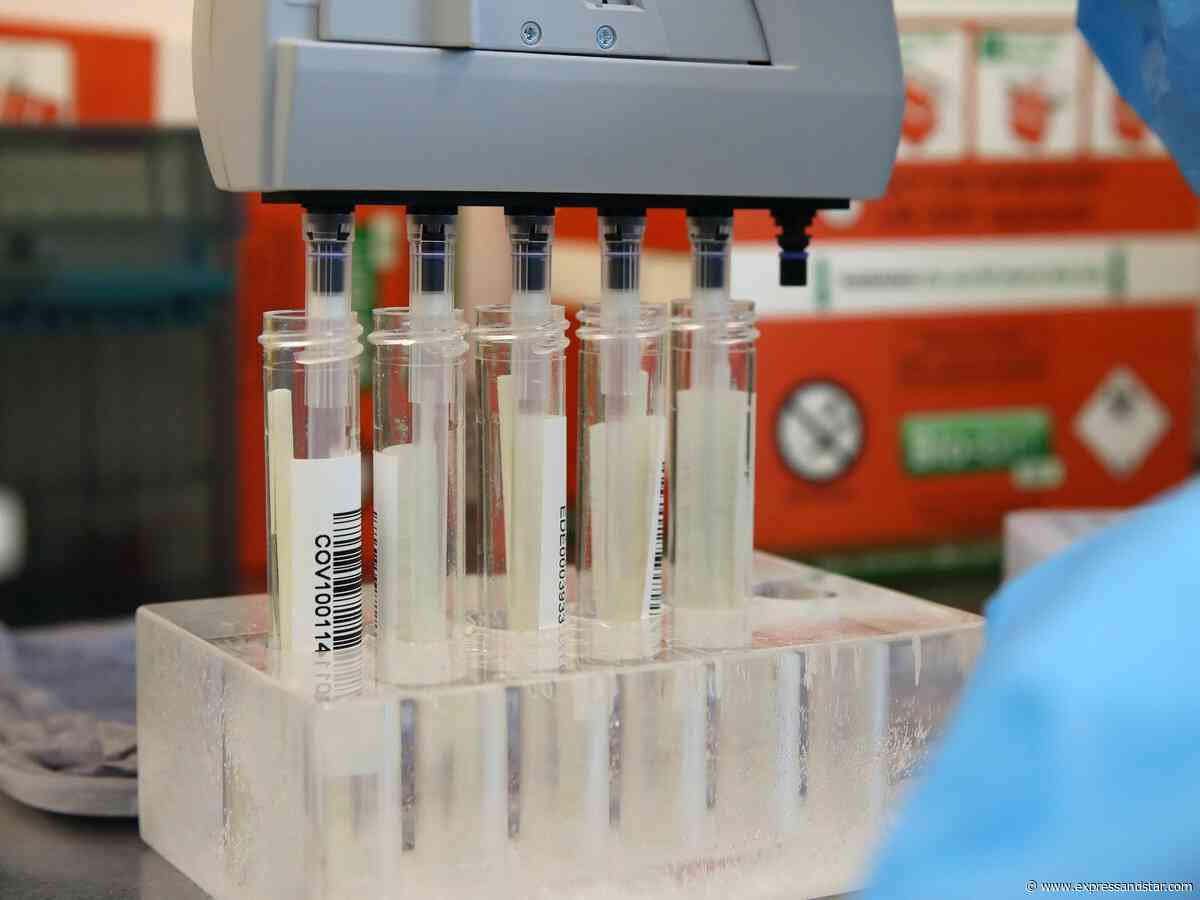 One more coronavirus death confirmed at Sandwell and West Birmingham - expressandstar.com