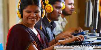 LU faculty records Audio Capsules for visually challenged pupils; over 1500 books available! - Knocksense
