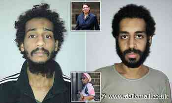 ISIS Beatles CAN face trial in America: Terror suspect's mother loses latest High Court evidence bid