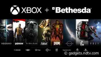 Microsoft Buys Bethesda-Owner ZeniMax for $7.5 Billion - Gadgets 360