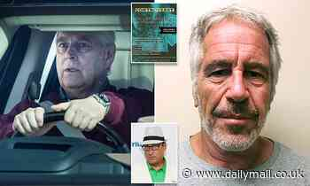 'Playboy' Prince Andrew 'slept with at least a dozen women procured for him by Jeffrey Epstein'