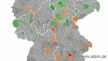 News im Video: Wie und wo sich das Coronavirus aktuell verbreitet - STERN.de