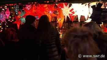 Weihnachten 2020: Coronavirus sorgt für Absage vieler Weihnachtsmärkte   SWR Aktuell Baden-Württemberg   SWR Aktuell - SWR