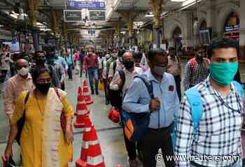 India's new coronavirus infections at lowest in almost a month - Reuters India