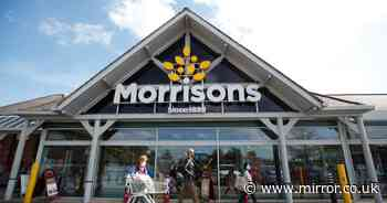 Morrisons brings back door marshals to limit shopper numbers in stores