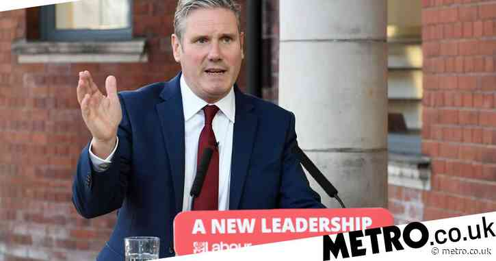 Sir Keir Starmer calls Boris 'incompetent' as he begs voters to back Labour again