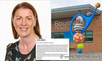 Head teacher tells 200 primary schoolchildren to self-isolate