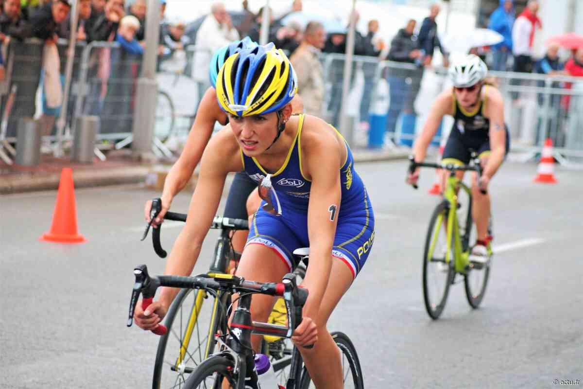 Yvelines. Triathlon : Léonie Périault (Poissy) décroche sa première couronne nationale - actu.fr