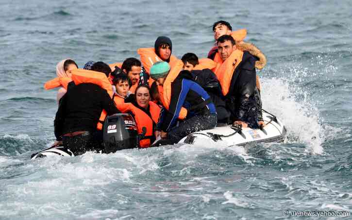 Migrant Channel crossings could hit another record, as '27 boats' picked up in rush before weather turns