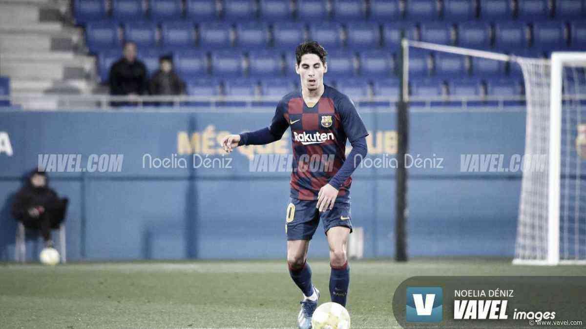 El Barça B se impone al UE Tona en su primer amistoso - VAVEL.com