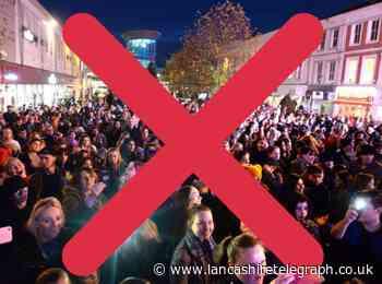 Blackburn and Darwen Christmas events hit by coronavirus pandemic - Lancashire Telegraph