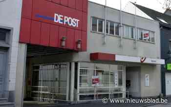 Richtprijs niet gehaald, dus voorlopig geen nieuwe eigenaar voor postkantoor - Het Nieuwsblad