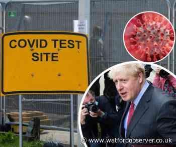 Live: Boris Johnson announces new coronavirus lockdown measures - Watford Observer