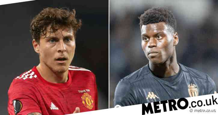 Manchester United considering last-minute raid for £22.8m Victor Lindelof replacement