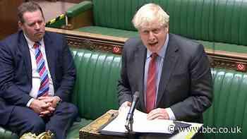 Coronavirus: 'We've reached a perilous turning point', says Boris Johnson - BBC News