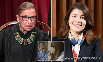 Ruth Bader Ginsburg's granddaughter reveals how she dictated dying wish