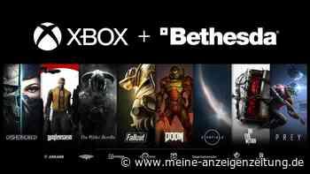 """""""Elder Scrolls"""", """"Fallout"""", """"Doom"""" exklusiv für Xbox Series X? Microsoft schluckt Bethesda"""
