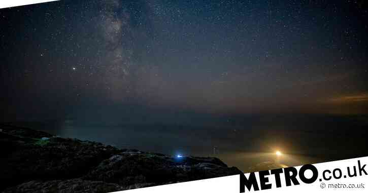 Milky Way captured in mesmerizing detail above the UK