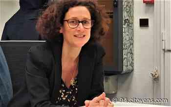 Emmanuelle Wargon vient lancer le fonds friche à Villiers-sur-Marne - 94 Citoyens