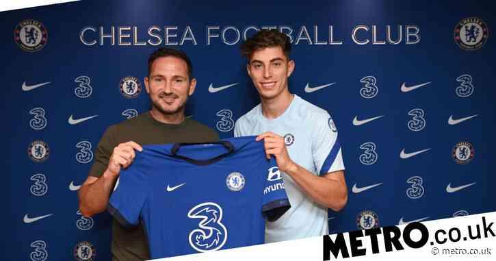 Frank Lampard reveals reason behind Kai Havertz's slow start at Chelsea