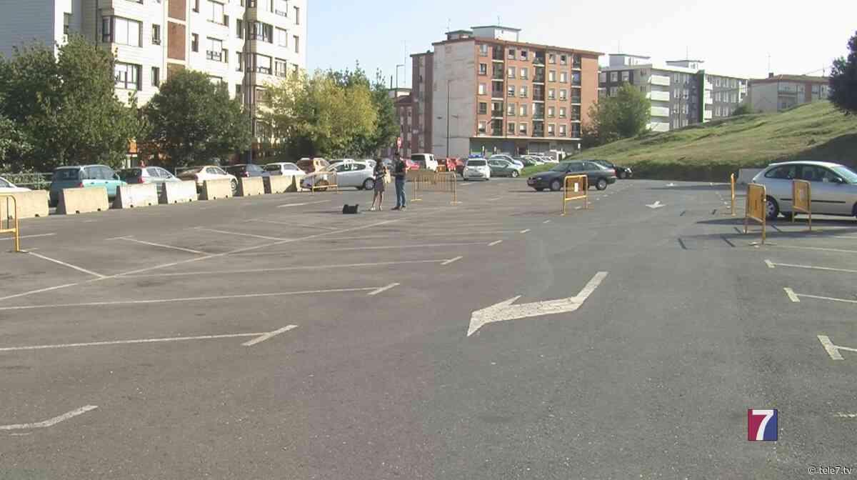 Portugalete cede a Osakidetza un parking de Buenavista para realizar PCRs - tele7.tv