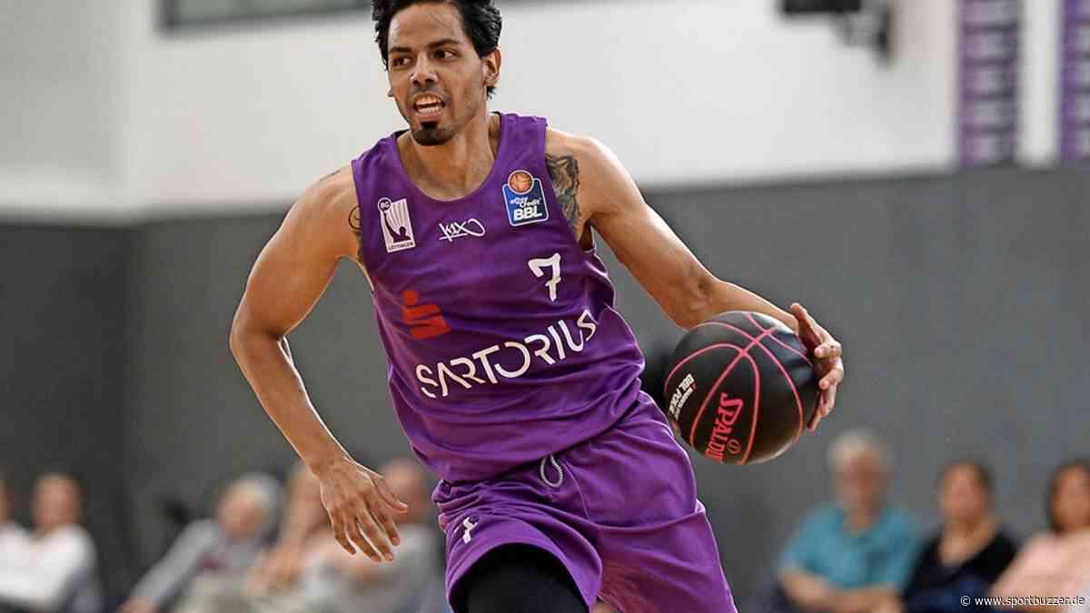 BG Göttingen testet am Mittwoch gegen EWE Baskets Oldenburg - Sportbuzzer