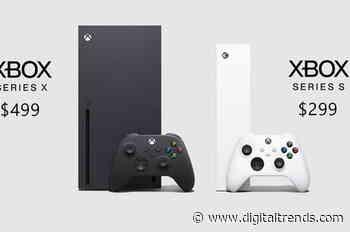 U.K. retailers struggle with Xbox Series X pre-orders