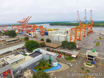 Ecuador: Puerto Libertador Simón Bolívar moviliza más de 474 mil TEU hasta julio - PortalPortuario