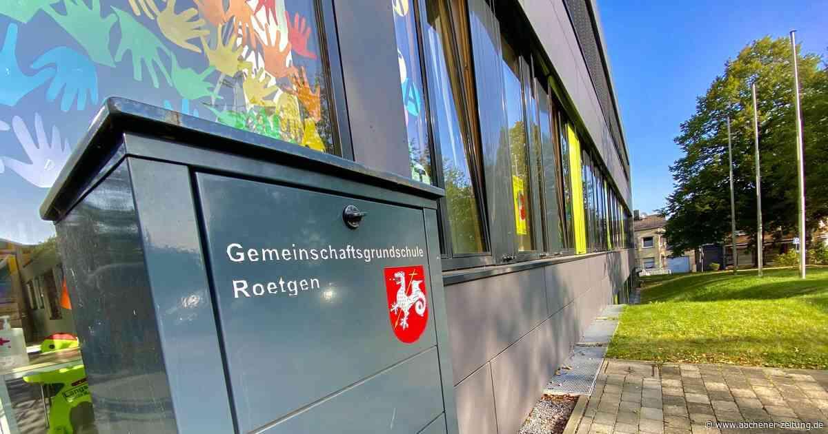 Für Schüler und Politiker: Roetgen setzt auf den digitalen Apfel - Aachener Zeitung
