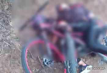 Asesinan a dos ciclistas aficionadas en vía Montelíbano – Puerto Libertador - LA RAZÓN.CO