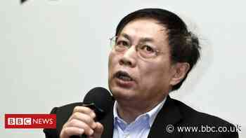 Ren Zhiqiang: Outspoken ex-real estate tycoon gets 18 years jail - BBC News