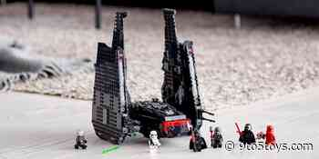 Score a new low on the LEGO Kylo Ren Shuttle at $105 (20% off), more from $18 - 9to5Toys