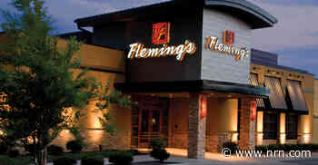 Fleming's lays off private-dining directors, moves to hybrid regional teams
