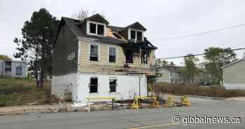 Saint John Fire: 2nd fire in same vacant building deemed suspicious