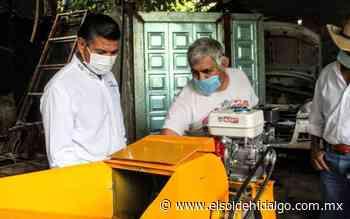 Promete empleos e inversión a Mixquiahuala - El Sol de Hidalgo
