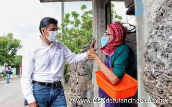 Jorge Candelaria propone empleos en Mixquiahuala - El Sol de Tulancingo