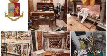 Caltanissetta, furto sacrilego in chiesa: Squadra mobile arresta i due ladri - La Sicilia