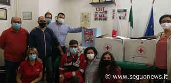Croce Rossa Caltanissetta, consegnati beni di prima necessità: sono destinati ad oltre 200 detenuti del penitenziario - SeguoNews
