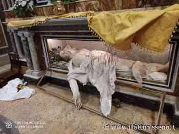 Caltanissetta. La Cooperativa Etnos raccoglierà fondi per la Chiesa di Sant'Agata al Collegio bersaglio di un nuovo atto vandalico. - il Fatto Nisseno