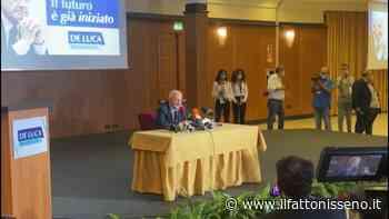 """De Luca """"RIprendiamo il lavoro, no cincischiamenti"""" - il Fatto Nisseno"""