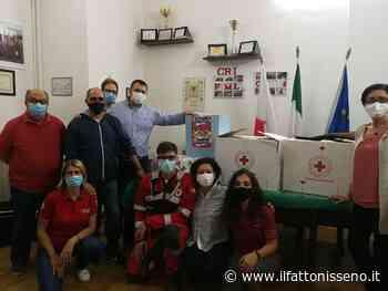 """Caltanissetta. Donati dalla Croce Rossa generi di prima necessità a padre Giuseppe Alessi per duecento detenuti del """"Malaspina"""". - il Fatto Nisseno"""