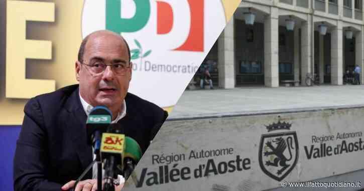 """In Valle D'Aosta Zingaretti prova il 4-3: """"Pronti a patto con autonomisti per fermare le destre"""". Pd e Union Valdotaine uniti superano la Lega"""