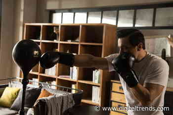Move It Swift is a rhythm boxing workout for the home