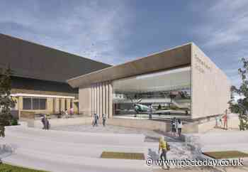 Morgan Sindall appointed for Stoke-on-Trent Spitfire museum - Planning, BIM & Construction Today
