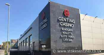 Stoke-on-Trent salesman mugged by 'gang of 12 men' who saw him win £100 at casino - Stoke-on-Trent Live