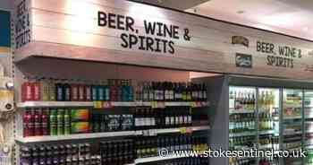 Discount giant is now selling booze at this Stoke-on-Trent superstore - Stoke-on-Trent Live
