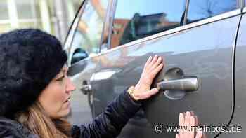 Hofheim: Unbekannter zerkratzt einen Toyota Aygo - Main-Post