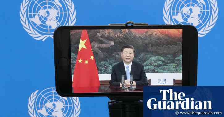 China pledges to reach carbon neutrality before 2060