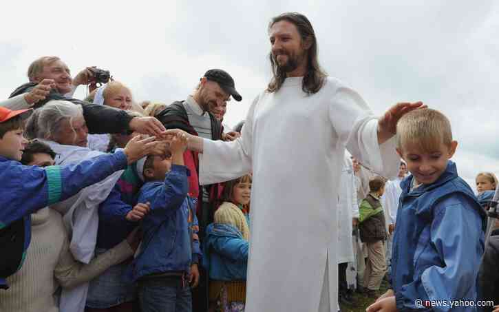 'Jesus of Siberia' arrested in Russian security services raid